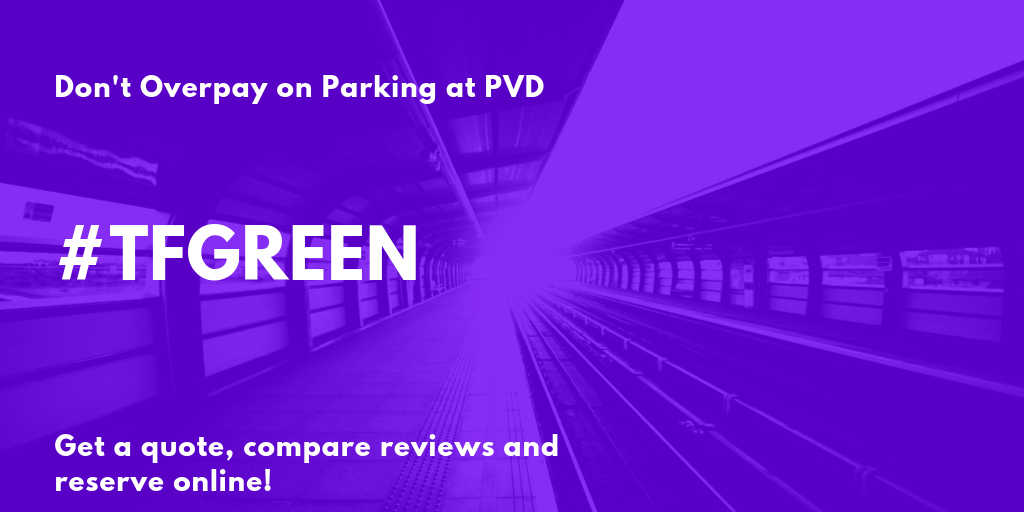 TF Green Parking: Rates, Reviews and Reservations all on parkingaccess.com