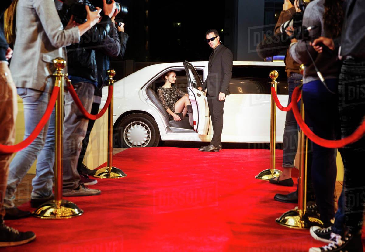 Rent A Limousine for movie premiers via privatecarapp