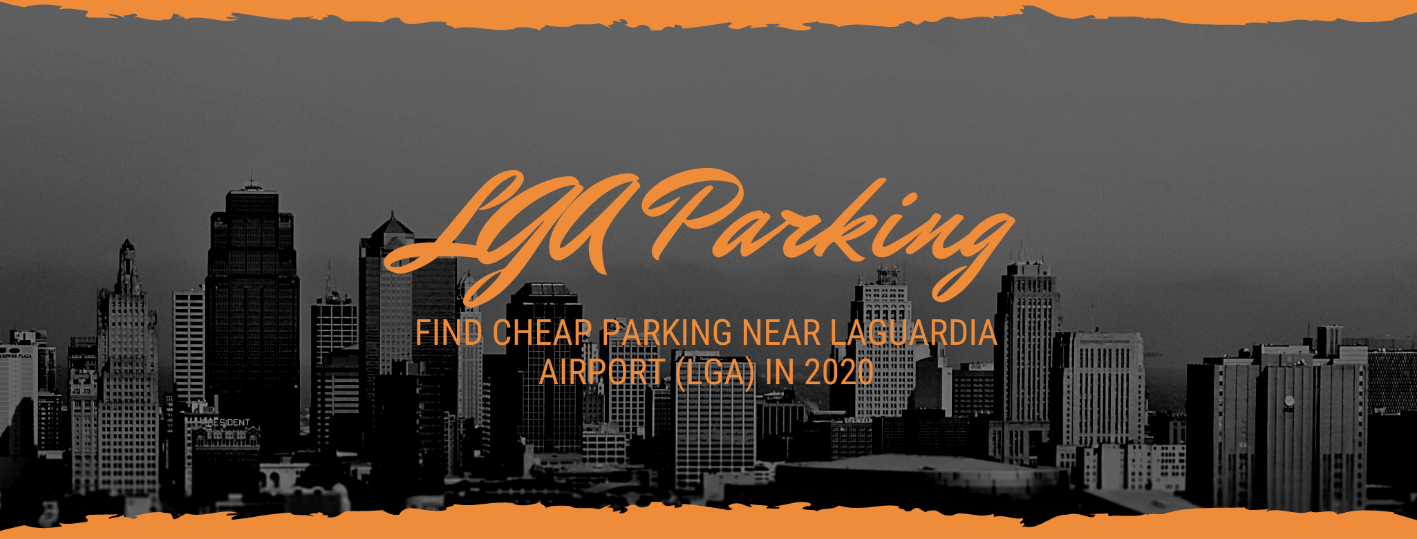 LaGuardia Airport LGA Parking