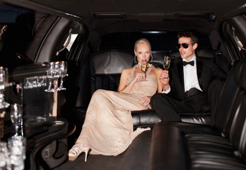 Travel in style with the best limo in town