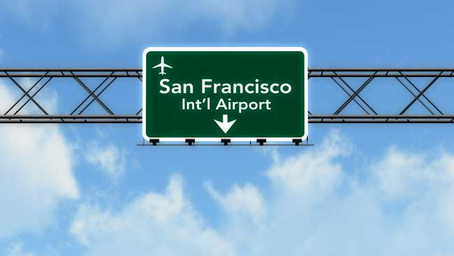 San Francisco Airport Parking