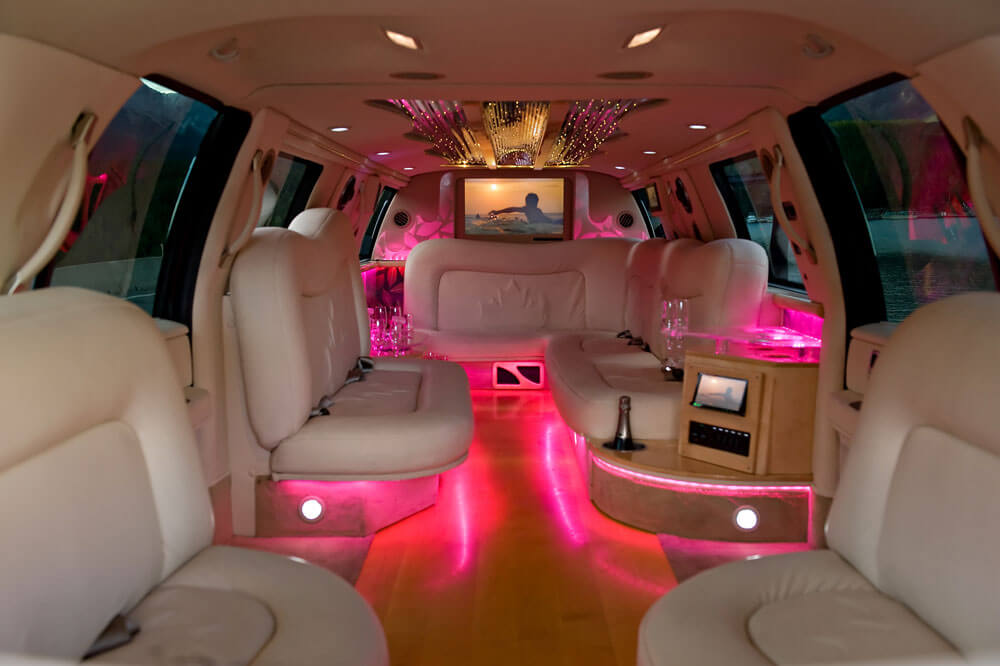 Party bus themes