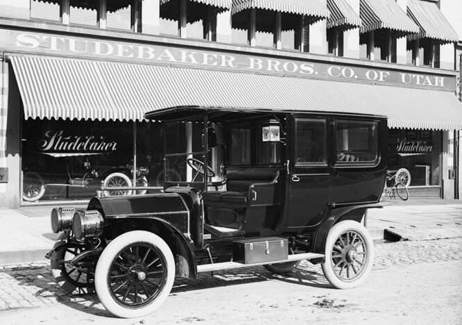 History of limousine with privatecarapp